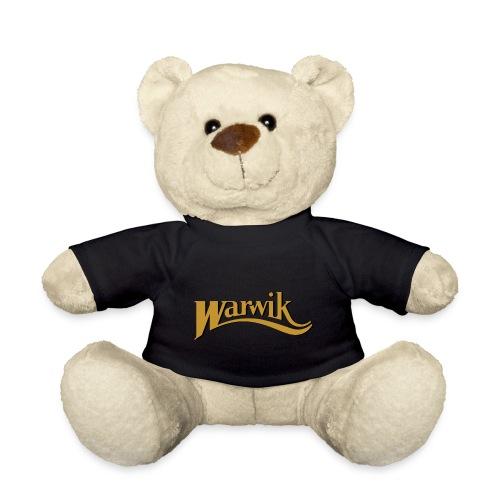 Warwik - Teddybjørn
