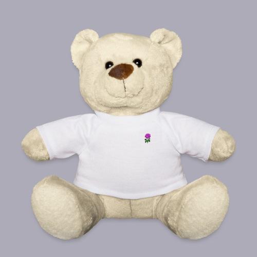 Landryn Design - Pink rose - Teddy Bear