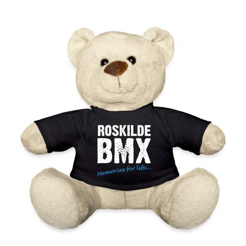 RoskildeBMX Front light png - Teddybjørn