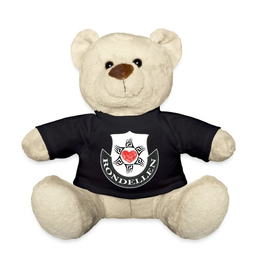Rondellen skold hart - Nallebjörn