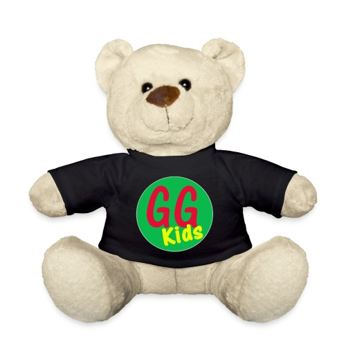 GG Kids Logo - Teddy Bear