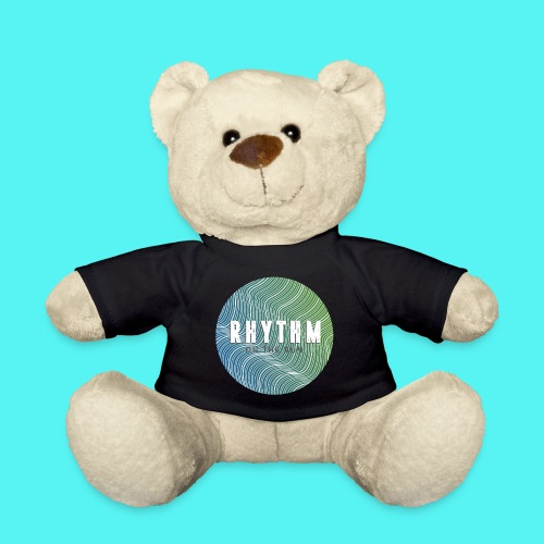 Rhythm On The Run Logo - Teddy Bear