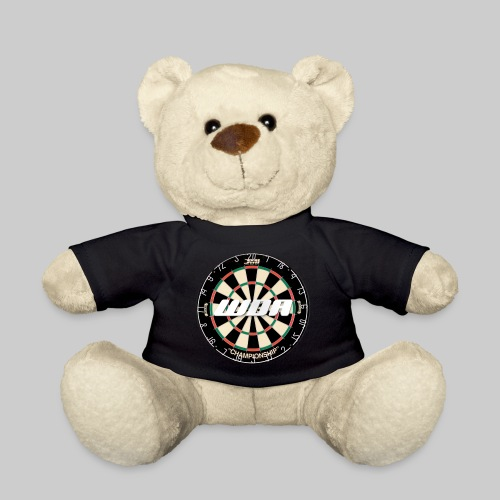 wda dartboard logo - Teddy Bear