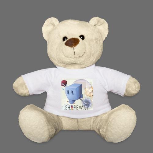 Shapeway Logo - Teddy Bear