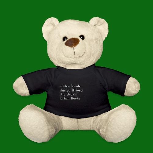 Glog names - Teddy Bear