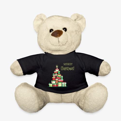 Cadeaux - Merry Christmas - Nounours