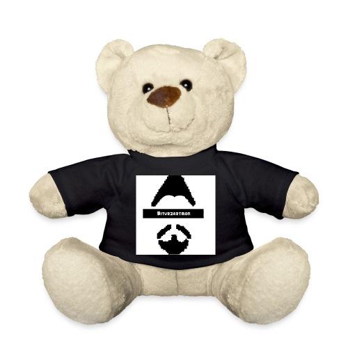 Biturzartmon Logo schwarz/weiss asiatisch - Teddy