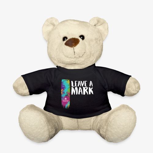 Leave a mark - Teddy Bear