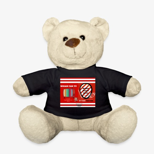 Sponsored by Logo - Teddy Bear