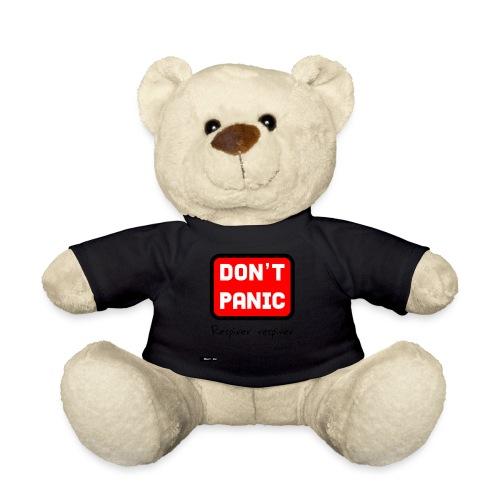 don't panic, respirer - Nounours