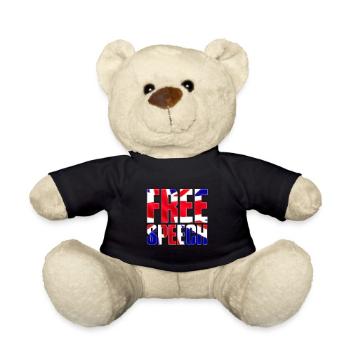 Free Speech UK Alt.1 - Teddy Bear