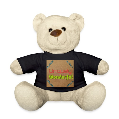 Autism statement - Teddy Bear