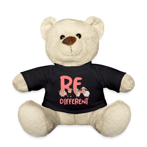 Be different pinke Schafe - Einzigartige Schafe - Teddy