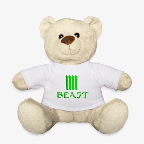 Beast Green - Teddy Bear