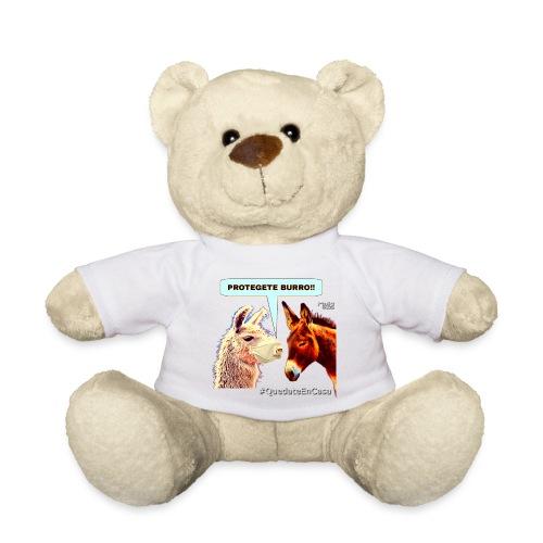 PROTEGETE BURRO - Teddy Bear
