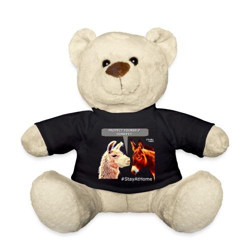 Protect Yourself Donkey - Coronavirus - Teddy