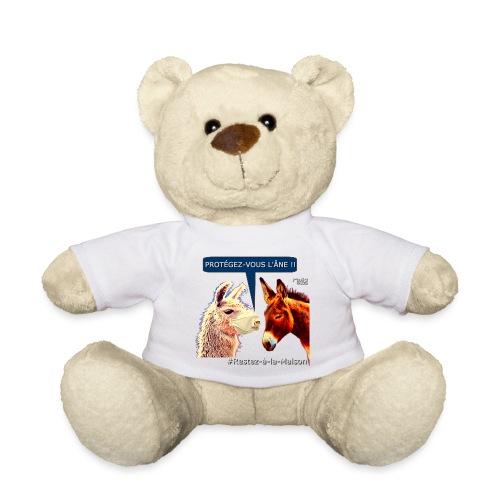 PROTEGEZ-VOUS L'ÂNE !! - Coronavirus - Teddy Bear