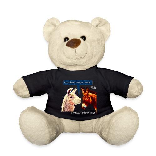 PROTEGEZ-VOUS L'ÂNE !! - Coronavirus - Teddy