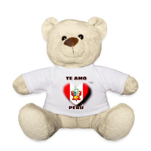 Te Amo Peru Corazon - Teddy Bear