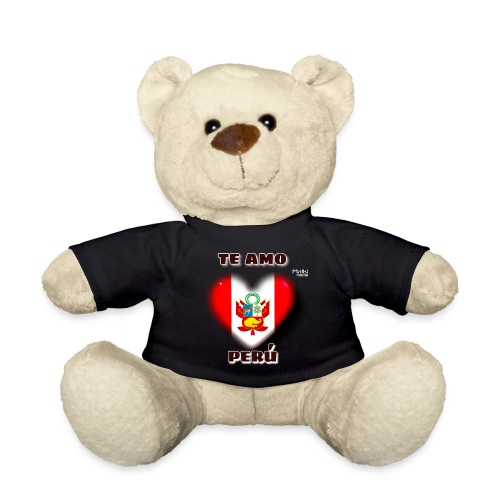Te Amo Peru Corazon - Teddy Bear