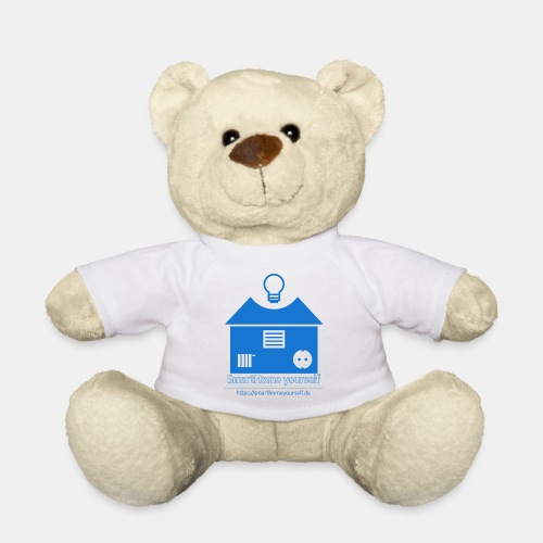 SmartHome yourself Logo Groß - Teddy