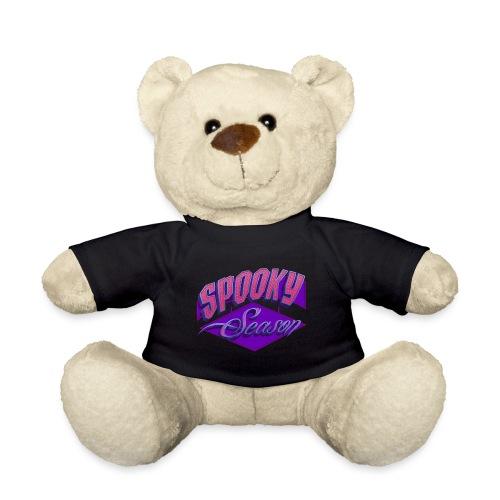 Spooky Season - Teddy