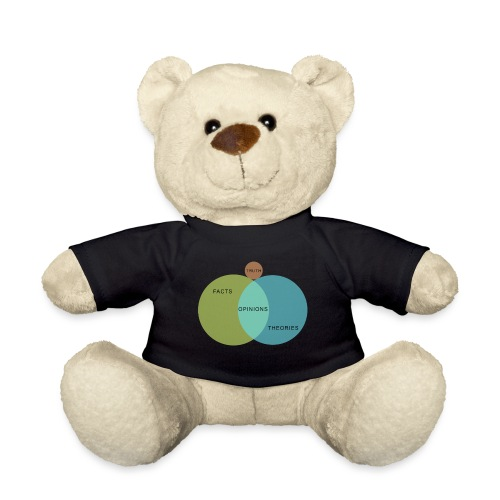 Ven Diagram Truth - Teddy Bear