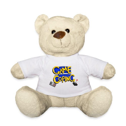 Game Coping Logo - Teddy Bear