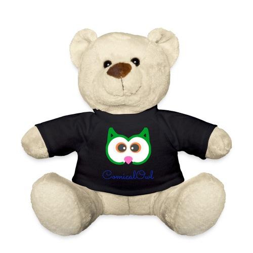 Cartoon Owl - Teddy Bear