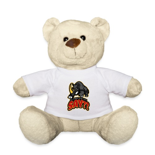 What did you say? grappige t-shirt /boze neushoorn - Teddy