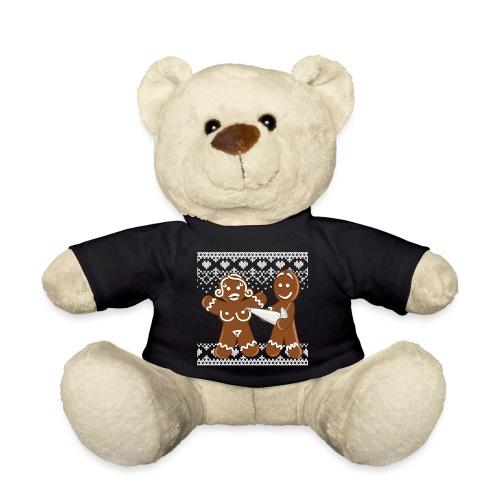 christmas - gingerbread love - Lebkuchen - Teddy