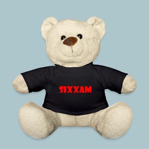 sixxam logo rood - Teddy