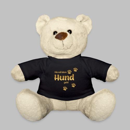 DIE MIT DEM HUND GEHT GOLD EDITION - Teddy