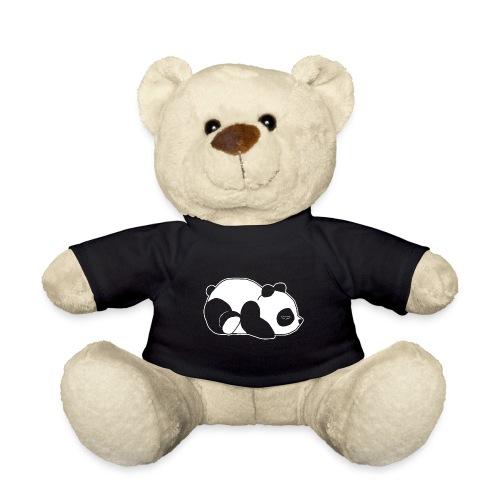 Panda, süß, Tier, Comic - Teddy