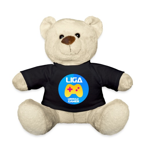 Liberale Gamer Wappen - Teddy
