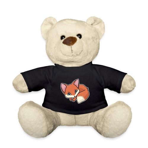 Fuchs, Fuchswelpe, Rotfuchs, Comic, süß - Teddy