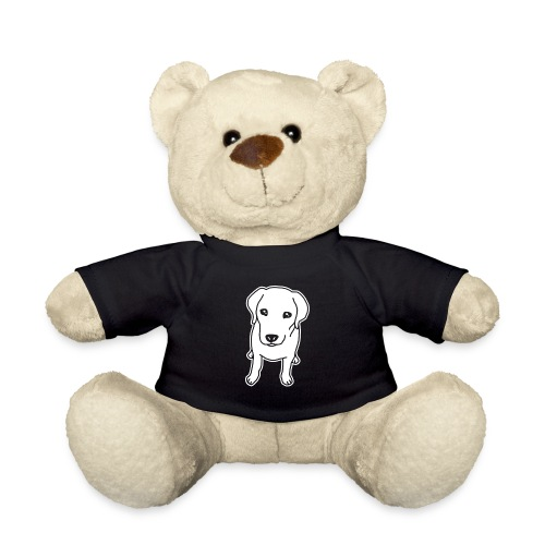 Labrador Retriever, Hund, Comic - Teddy