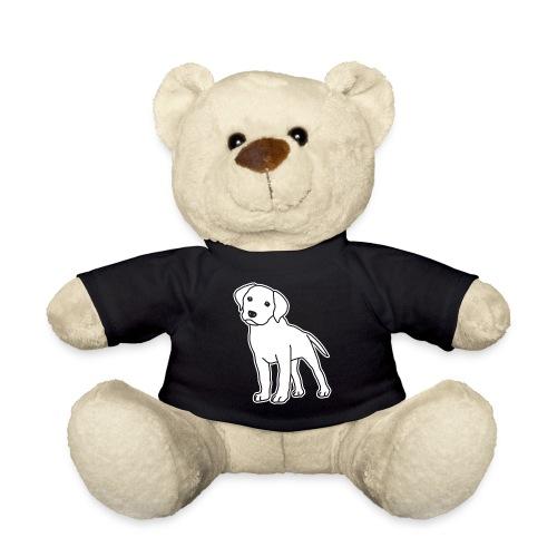 Labrador, Retriever, Hund, Comic, Welpe, süß - Teddy