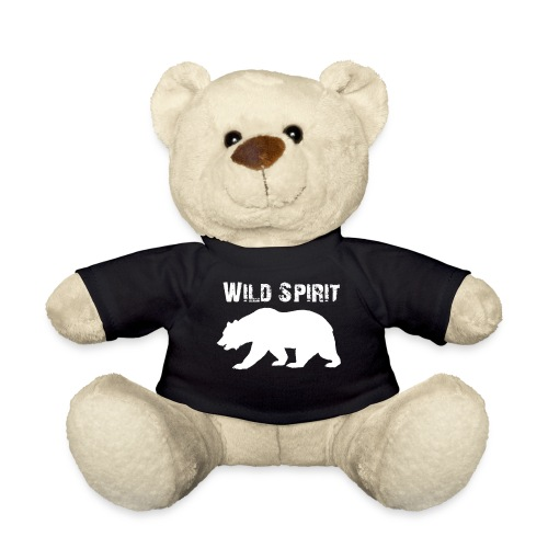 Wild Spirit - Bear - Teddy