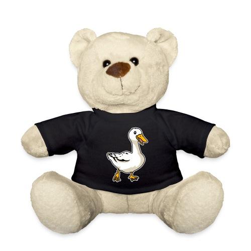 Ente, süß, Tier, Zeichnung, Comic - Teddy