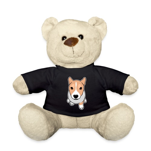 Corgi, Hund, Welsh Corgi Pembroke, Comic, süß - Teddy