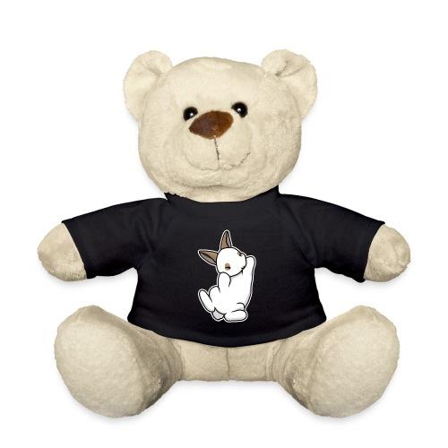 Zwergkaninchen, Comic - Teddy