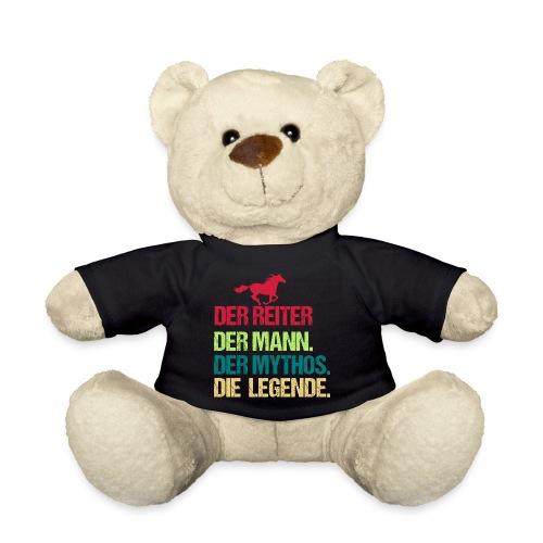 Der Reiter Mann Mythos Legende - Teddy