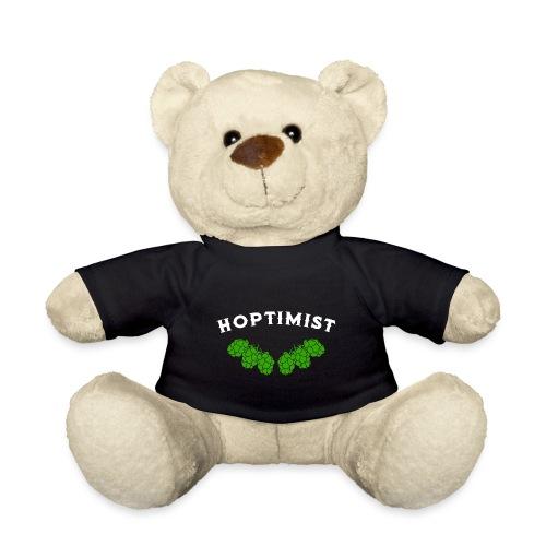 Hoptimist - Hopfen und Bier Freund Geschenkidee - Teddy Bear