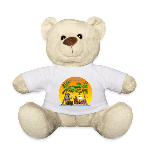 Piraten - Schatz - Teddy