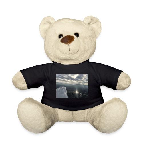 Überflug Wien - Teddy