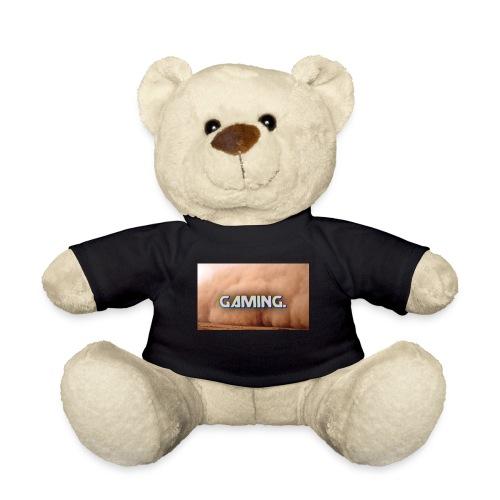 GamingDust LOGO - Teddy Bear