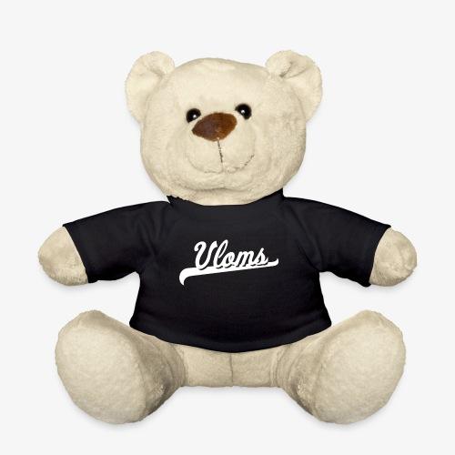 Logo wit Vloms - Teddy