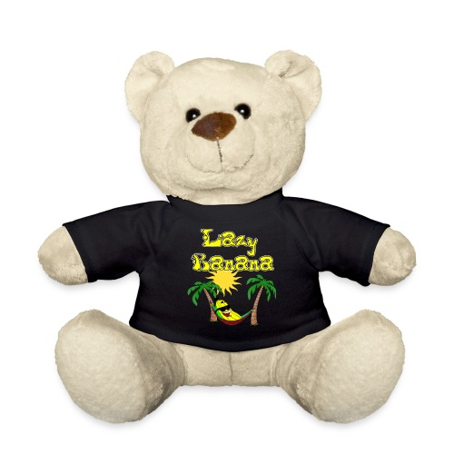 Who is as chilly as the Lazy Banana - Teddy Bear