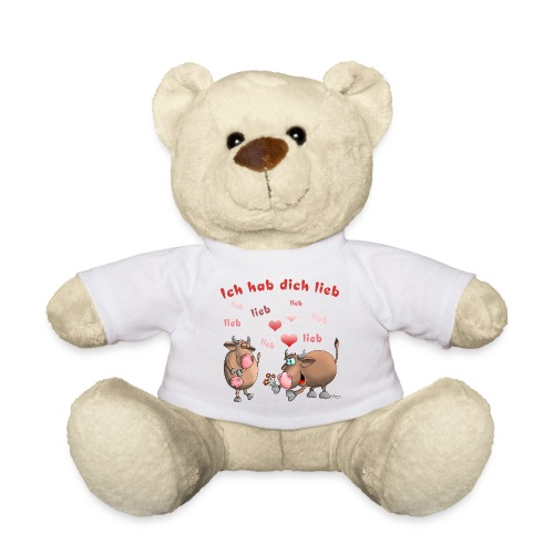Liebe - Heiratsantrag - Teddy